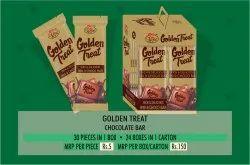 Golden Treat Chocolate Bars