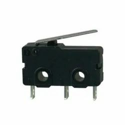 Black Micro Electronic Switches