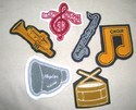Instrumental Patches
