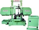 BDC-2000 M Semi Automatic Double Column Band Saw Machine