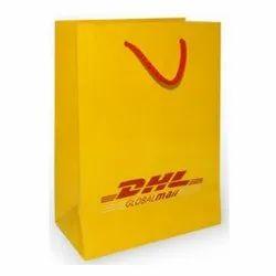 Art Paper Promotional Paper Bag, Capacity: 2-5 Kg