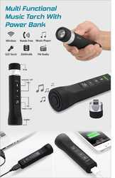 Multifunctional Music Torch