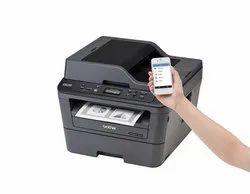 Black & White Brother DCP-2541DW Multi Function Printer, Laserjet, 30PPM