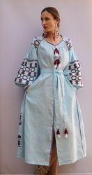 Ukrainian Long Dress