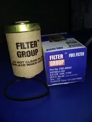 Filter Gorup 0.5 Litre Coil Type Fuel Filter, Packaging Type: Filter Gorup Box, for Automobile Industry