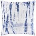Authentic Hand Tie Dye Cotton Cushion Cover 100% Cotton Natural Shibori Tie Dye Pillow Cover