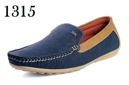 ced48d592f2 Redcraft Men  s Blue Color Trendy Loafer Shoes