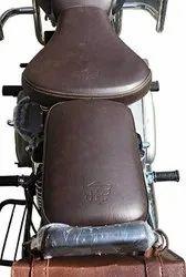 Royal Enfield Classic 350 Gun Metal Seat Cover
