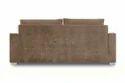 Adorn India Straight Line 3 1 1 Sofa Set(Camel)