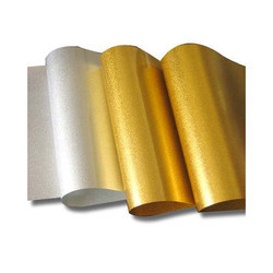 Matte Finish Metalized Polyester Film