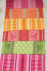 Dhulam Industries Cotton Towels, For Bathroom, Size: 27*54 Inch