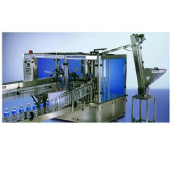 90 BPM Water Bottle Filling Machine