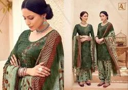 Alok Suits Heer Fancy Salwar Suit