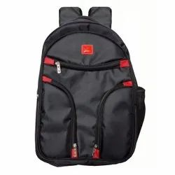 Atharva Nylon Outdoor Backpack, For College