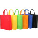 Coloured Non Woven Carry Bag