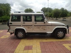 Sub Diesel Engine Used Mahindra Bolero Car, Vehicle Model: 246