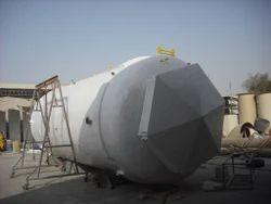 Rhino Tuff GRP Horizontal Tank, Capacity: 5000-10000 L