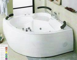 Corner Jacuzzi Bath Tub
