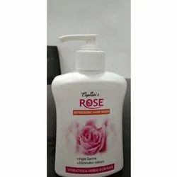Antibacterial Herbal Rose Hand Wash