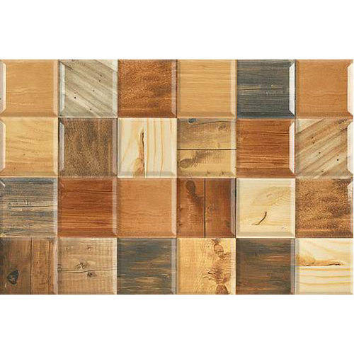 Kajaria Wooden Color Wall Tile