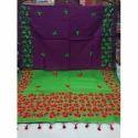 Silk Matka Saree, 5.5 M Separate Blouse Piece
