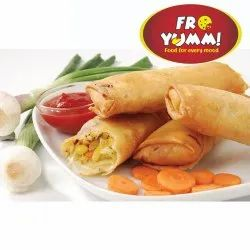 Frozen Veg Cheese Spring Roll
