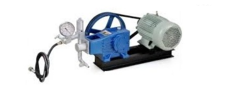 FLUIDYNE ELECTRIC HYDRO TEST PUMP