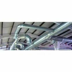 Aluminium Ducting for Industrial Use