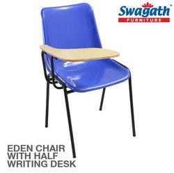 Eden Half Writing Desk Chair