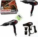 CHAOBA Hair Dryer 2800 (Black)