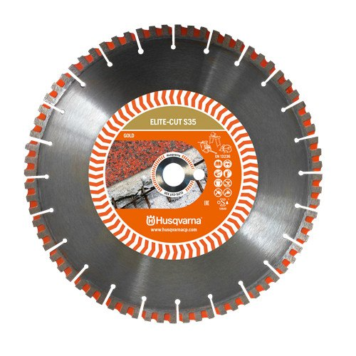 ELITE-CUT S35 Floor Sawing Diamond Blades