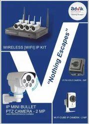 Mini Bullet Security Wireless Camera