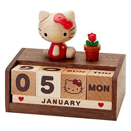 Nice Wooden Desk Calendar Amazing Design