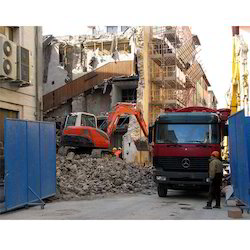 Houses Demolition Services