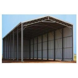 Steel Shed Fabrication Services