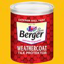 Berger White Weather Coat Tile Protektor