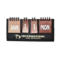Office Table Calendar