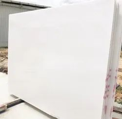 Prepolished Vietnam White Marble, Thickness: 18 mm