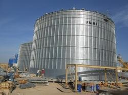 Telescopic Jacks For Grain Silos