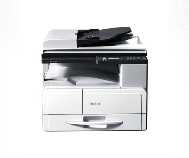Ricoh MP 2014D Black & White Multifunction Printer, Upto 20...