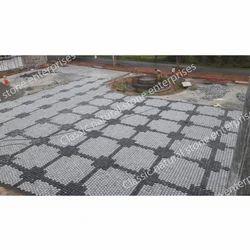 Road Granite Stone Block