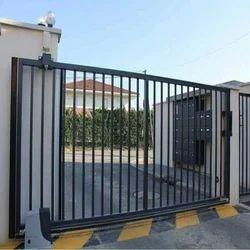 Motorized Sliding Gate