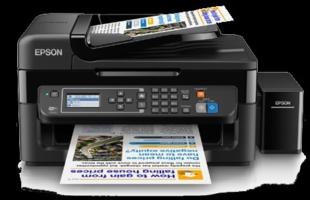 Epson L565 Ink Tank Printer Wi Fi All In One
