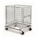Metal Cage Bin