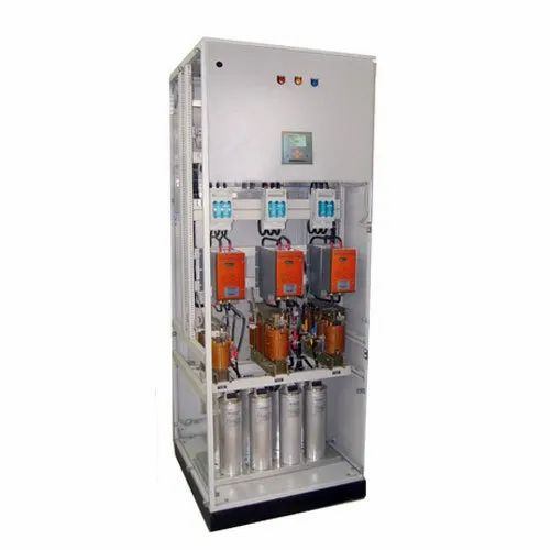 Automatic Aluminium Power Factor Correction Panel