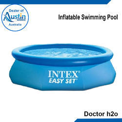 Austin Blue Inflatable Swimming Pool, for Amusement Park