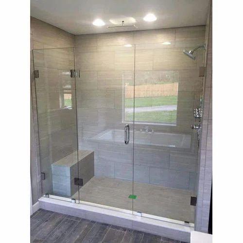 Bathtub Sliding Glass Doors Glass Door R P Enterprise Kolkata