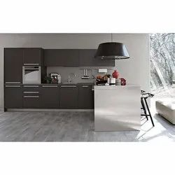Residential Italian Modular Kitchen