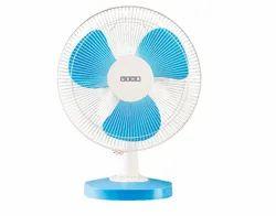 Usha Table Fan Mist Air Duos Blue 400 mm