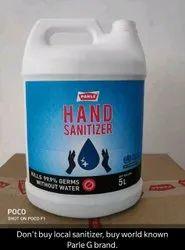 Hand Sanitizer & Reill